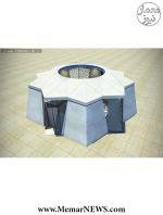 نگاهی به طراحی المان یادمان شهدا در میدان امام حسین (ع)