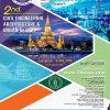 دومین کنفرانس بین المللی عمران، معماری و طراحی شهری - بانکوک