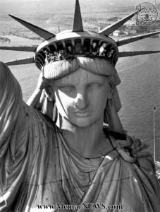 مجسمه آزادی ؛ نیویورک