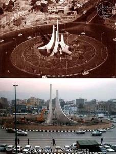 میدانی-در-مشهد-(در-حال-حاظر-تخریب-شده)