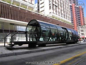 نمونه-ی-ایستگاه-اتوبوس-؛-برزیل