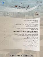 مجله هویت شهر، شماره 21، بهار 1394
