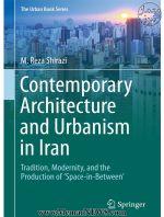 انتشار کتاب «معماری و شهرسازی معاصر ایران: سنت، مدرنیته و خلق فضای میانه»