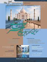 سومین کنفرانس بینالمللی هنر، معماری و کاربردها - هند
