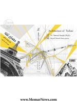 انتشار کتاب «معماری تخنه»