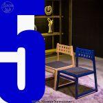 اعلام نتایج و نمایش تصاویر آثار برتر مسابقه «طراحی مبلمان (صندلی یا مبل تَک)»؛ دومین دوره جایزه مبلمان؛ SEAT PRIZE 2021